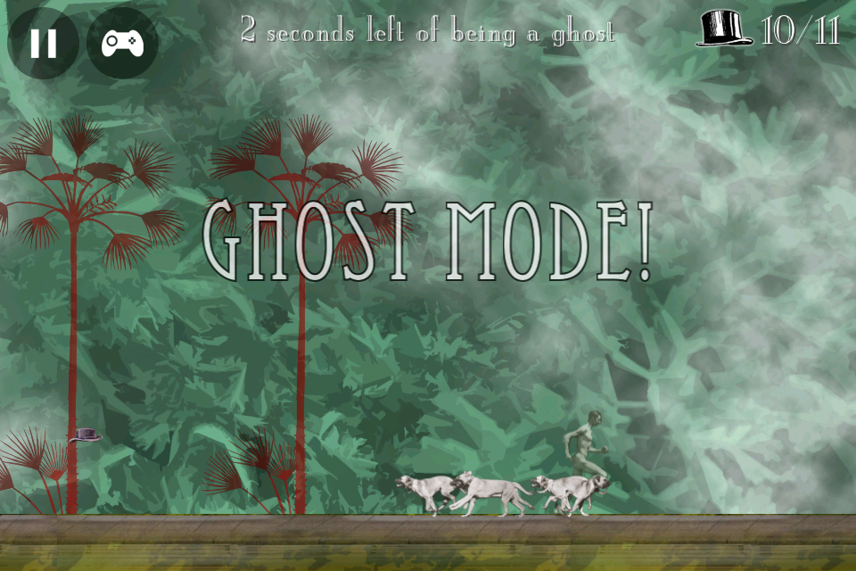iPhone4-Ghost Mode